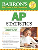 img - for Barron's AP Statistics book / textbook / text book