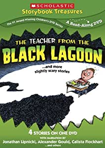 The Teacher from the Black Lagoon... and More Slightly Scary Stories (Scholastic Storybook Treasures)