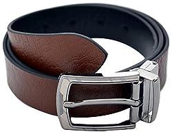 URBAN DISENO Men's Belt (Ud-belt-13_Medium, Multi-Coloured, Medium)