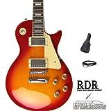 エレキギター レスポールタイプ RDR wilkinsonピックアップ サウンドで選ぶならRDR ソフトケース シールドケーブル付 初心者セット (CS)