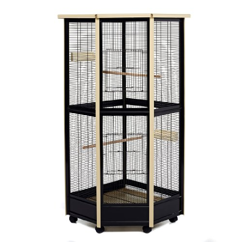 little-friends-tall-all-metal-corner-aviary-cage-great-for-birds-rats