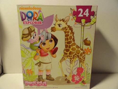 Dora the Explorer 24 Piece Jigsaw Puzzle