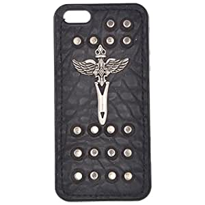 Lorem Back Cover For Apple iPhone 5/5S-U12849