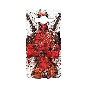 G-STAR Designer Printed Back case cover for Samsung Galaxy J2 (2016) - G3553