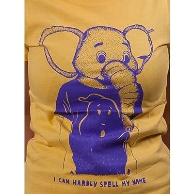 Wemoto T-Shirt HARDLY lemon
