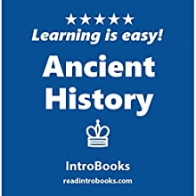 Ancient History Audiobook by  IntroBooks Narrated by Andrea Giordani