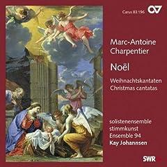 Charpentier: Christmas Cantata