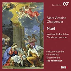 Charpentier: Christmas Cantata