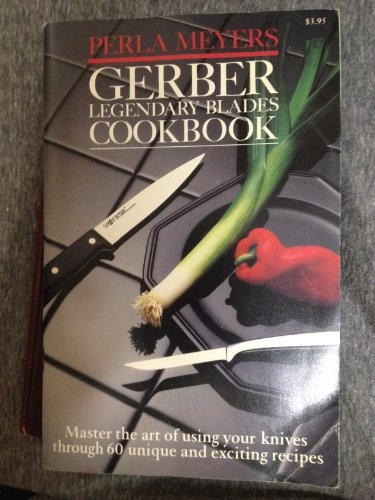 Gerber Legendary Blades Cookbook front-1075186