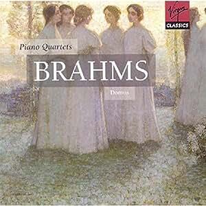Piano Quartet 1 Op 25 / Piano Quartet Movement
