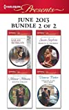 img - for Harlequin Presents June 2013 - Bundle 2 of 2: An Invitation to Sin\His Final Bargain\Diamond in the Desert\Princess in the Iron Mask (Sicily's Corretti Dynasty) book / textbook / text book