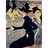 Divan Japonais, by Henri de Toulouse-Lautrec (Print On Demand)