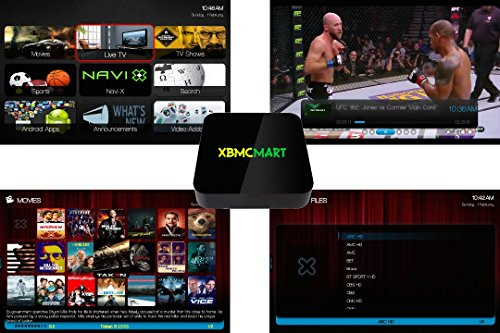 New ANDROID TV BOX -FULLY LOADED KODI / XBMC -FULLY UNLOCKED -WATCH ANYTHING