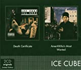 Ice Cube Death Certificate/Amerikkka's Most Wanted [Australian Imp]