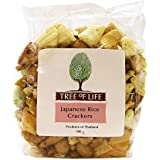 Tree of Life Japanese Rice Crackers 125g (Pack of 6)