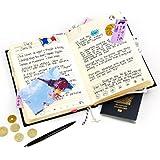 SUCK UK Le Journal de mon Voyage - Bleu