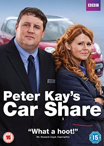 Peter Kay's Car Share [Reino Unido] [DVD]