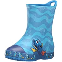 Kids Crocs Bump It Finding Dory Rain Boot