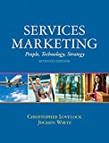 img - for Services Marketing: People, Technology, Strategy (7th Edition) book / textbook / text book