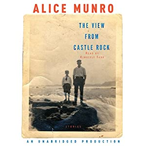 The View from Castle Rock Audiobook