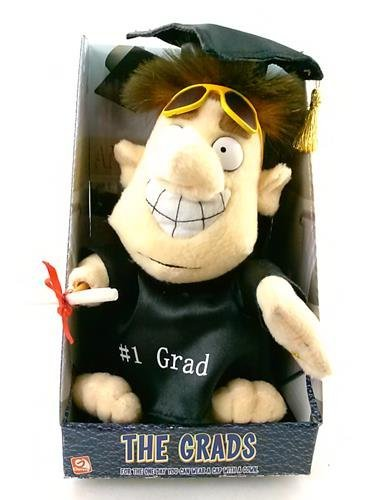 The Grads Dancing Musical Doll Humorous Gift Idea High School College Parties