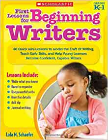 How to help BEGINNING or STRUGGLING writers succeed!
