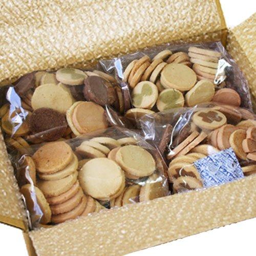 蒲屋忠兵衛商店 冬の豆乳おからクッキー 250g×4袋