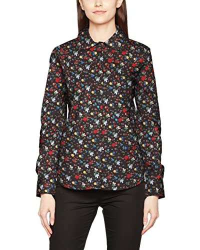 Love Moschino Camicia Donna  [Nero/Multicolore]