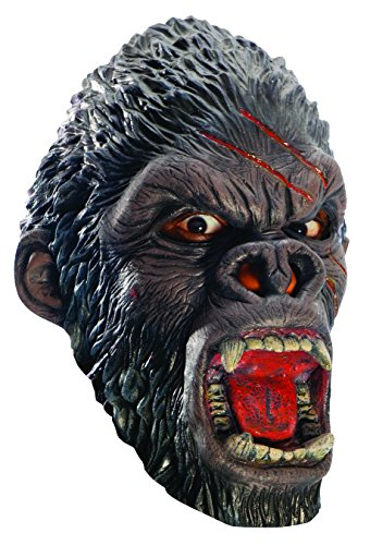 Rubies Child's King Congo 3/4 Vinyl Mask