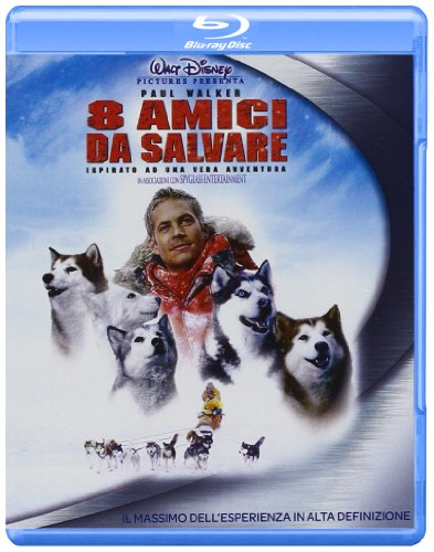 8 Amici Da Salvare [Blu-ray] [IT Import]