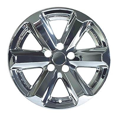 "2008-2011 Toyota Highlander 17"" Chrome Wheel Skins (set of 4)"