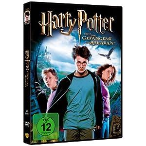 Harry Potter und der Gefangene von Askaban (Einzel-DVD) [Import allemand]
