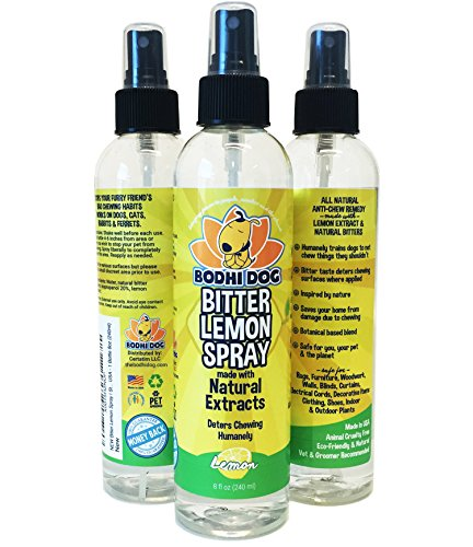 NEW-Bitter-Lemon-Spray-Stop-Biting-and-Chewing-for-Puppies-Older-Dogs-and-Cats-Anti-Chew-Spray-Puppy-Training-100-Non-Toxic-Vet-and-Pet-Approved-Treatment-Made-in-USA-1-Bottle-8oz-240ml