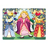 Princess Dress-Up Mix 'n Match Peg