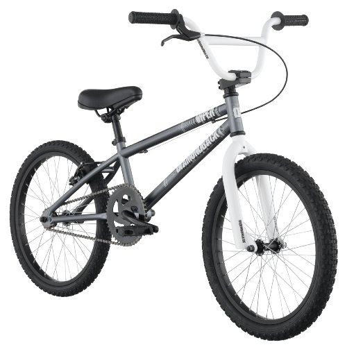 Learn More About Diamondback 2013 Viper BMX Bike with 20-Inch Wheels  (Grey, 20-Inch)