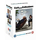 Curb Your Enthusiasm - Series 1 To 7