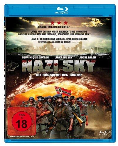 Nazi Sky - Die Rückkehr des Bösen! [Blu-ray]