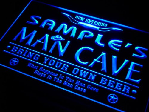 pb-tm Name Personalized Custom Man Cave Beer Bar Neon Light Sign (Neon Signs Custom compare prices)