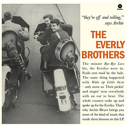 Album Art for Everly Brothers by EVERLY BROTHERS