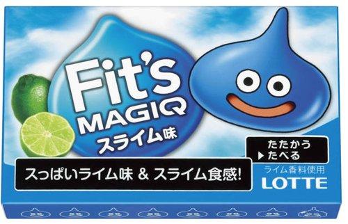 Fit'sMAGIQ[スライム味] 10個入 BOX (食玩)