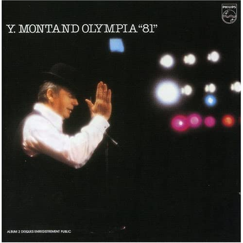 Yves Montand Olympia 81 preview 0