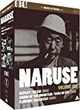 Masters of Cinema : Naruse, Volume 1 (Repast / Meshi, Sound of the Mountain / Yama No Oto, Flowing / Nagareru) [Import Anglais] [DVD] [Import anglais]