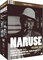 Masters of Cinema : Naruse, Volume 1 (Repast / Meshi, Sound of the Mountain / Yama No Oto, Flowing / Nagareru) [Import Anglais] [DVD] [Import anglais]