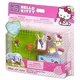 Mega Bloks Hello Kitty Art Class