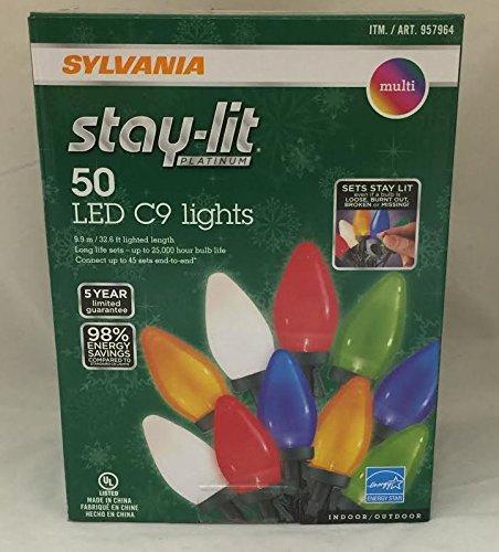 Top 28 Sylvania Christmas Lights Sylvania Stay Lit