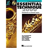 Essential technique 2000: alto sax