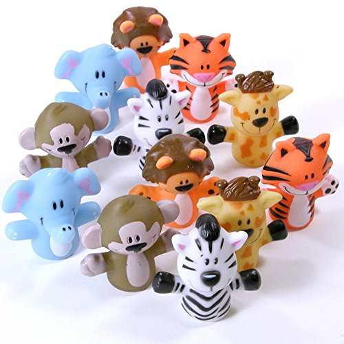 Zoo-Animal-Finger-Puppets