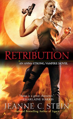 Image of Retribution (Anna Strong Vampire Chronicles, Book 5)
