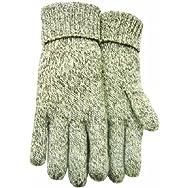 Midwest Quality Glove 76-L Ragg Wool Glove-LRG RAGG WOOL GLOVE