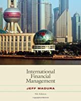 International Financial Management with World Map by Madura